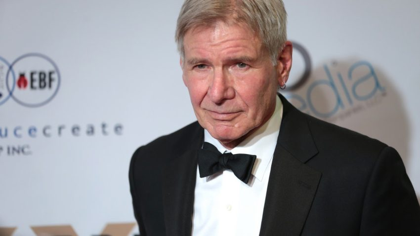 harrison ford at premiere