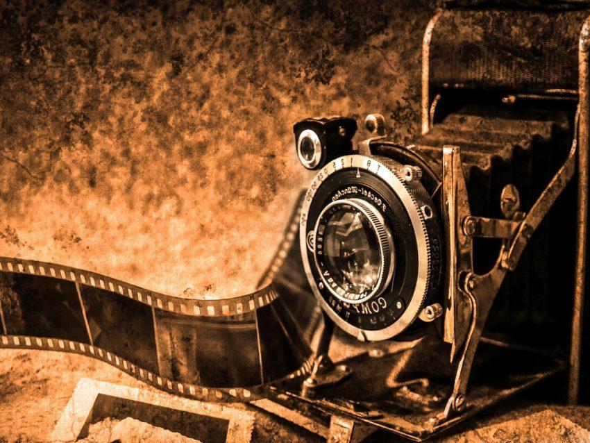 film camera and reel